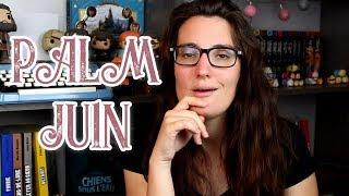 PALM de Juin: Urban Fantasy & Romance Paranormale