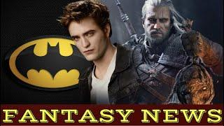 Robert Pattinson Is BATMAN, Dark Crystal Trailer, New Matrix Movies - FANTASY NEWS
