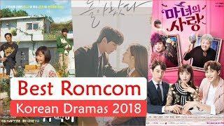 TOP 10 BEST Romantic Comedy Korean Dramas in 2018