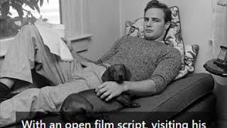 Marlon Brando Historical Photos