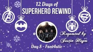 Superhero Rewind: Fant4stic (Fantastic Four 2015) Review (12 Days of Superhero Rewind)