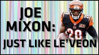 Joe Mixon Is The Next Le'Veon Bell And A Great Running Back For Fantasy Football In 2018