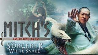 Mitch's Fantasy Movie Reviews - The Sorcerer and the White Snake Review: It's Love?