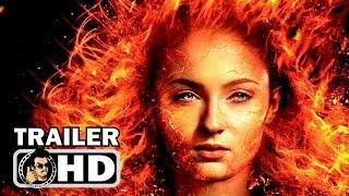 X-MEN: DARK PHOENIX Trailer Announcement + Apocalypse Clip (2019) Sophie Turner Superhero Movie
