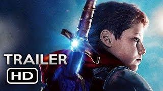 THE KID WHO WOULD BE KING Official Trailer 2 (2019) Fantasy Movie HD