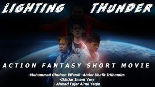 LIGHTING THUNDER [Action Fantasy Movie] - OFFICIAL TEASER 1