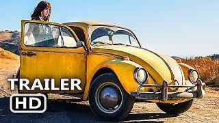 BUMBLEBEE Trailer TEASER (2018) John Cena Transformers Movie HD