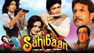 Sahibaan (1993) Full Hindi Movie | Sanjay Dutt, Madhuri Dixit, Rishi Kapoor, Sonu Walia