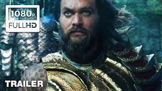 AQUAMAN Full Movie Trailer (2018) Jason Momoa, Amber Heard Superhero Movie HD