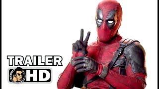 "DEADPOOL 2 ""The First 10 Years"" Trailer (2018) Ryan Reynolds Marvel Superhero Movie HD"