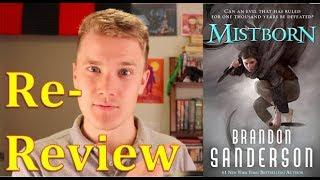 MISTBORN - A Hindsight Review