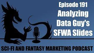 Most Popular Science Fiction and Fantasy Sub-Genres and Analyzing Data Guy's SWFA Slides
