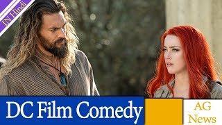 Aquaman Producer Reveals DC Film Comedy AG Media News