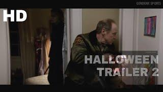 HALLOWEEN Trailer 2 [2018]  Scary Movie |