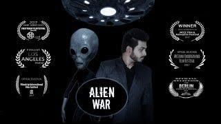 ಏಲಿಯನ್ ವಾರ್ ALIEN WAR - Kannada short film | VFX, Fantasy, animated