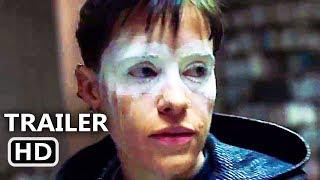 MILLENIUM: THE GIRL IN THE SPIDER'S WEB Official Trailer (2018) Claire Foy Movie HD