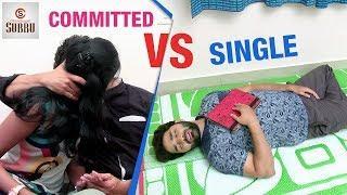Committed Vs Single | 2018 Latest Telugu Funny Videos | Chandragiri Subbu Comedy Videos