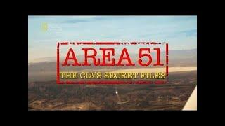 Area 51: The CIA's Secret Files - National Geographic
