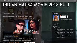 Yadda zaku ke download na INDIAN HAUSA Full Film Kyauta zuwa kan wayarku ko computer