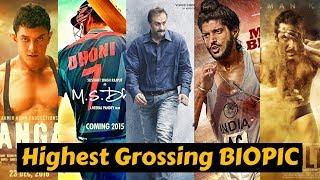 12 Highest Grossing Bollywood Best Biographical Movies with Box Office Collection