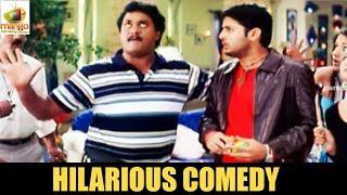 South Indian Best Comedy | Sunil Comedy Scenes | Mawali The Play Boy Film | Mango Comedy Scenes
