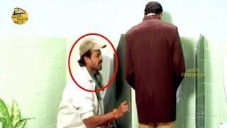 Venkatesh Old Movie Bathroom Comedy Scene | Telugu Comedy Scene | Express Comedy Club