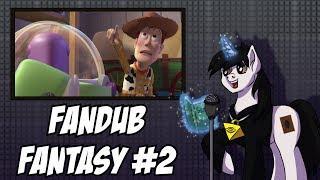 """""""Buzz Look an Alien"""" FANDUB FANTASY #2"""