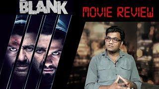 Blank Full Movie Review; Blank Film Review; Sunny Deol, ब्लैंक मूवी रिव्यू; सनी देओल, करण कपाड़िया
