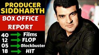 Producer Siddharth Roy Kapur Box Office Collection Analysis Hit, Flop and Blockbuster Movies List