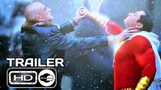 SHAZAM Doctor Sivana Trailer | New 2019 | DC Superhero Movie HD