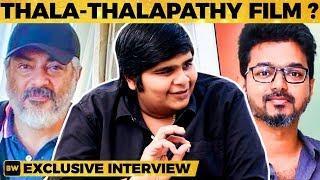 Gangster-Comedy Film with Thala Thalapathy - Karthik Subbaraj Reveals | Rajinikanth