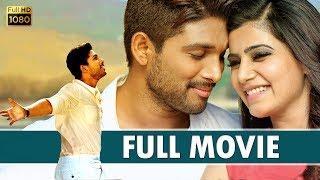 Allu Arjun Super Hit Telugu Comedy Drama Film | Samantha | Adah Sharma || TTM