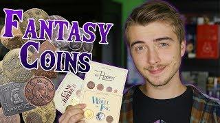 Fantasy Coins From Book Series - Shire Post Mint | + GIVEAWAY