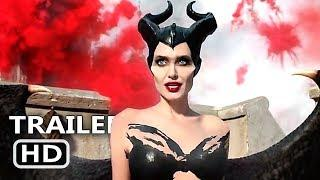 MALEFICENT 2 Official Trailer (2019) Angelina Jolie, Mistress of Evil Movie HD