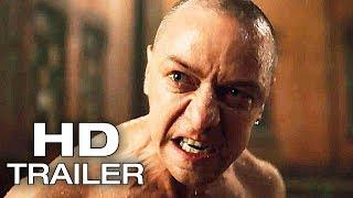 GLASS Official Trailer #2 (2019) Superhero Movie HD