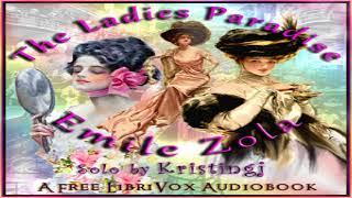 Ladies' Paradise | Émile Zola | Historical Fiction | Audiobook full unabridged | English | 3/10