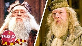 Top 10 Harry Potter Actors Who Were Replaced in the Sequels