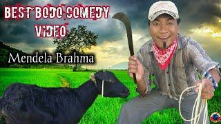 Mendela Brahma - Best New Bodo Comedy Video || Bodo Funny Video