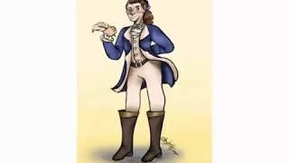 Alexander Hamilton (historical) speedpaint