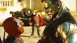 DEADPOOL 2 Movie Clip - Firefist vs X-Men Fight Scene (2018) Ryan Reynolds Superhero Movie HD