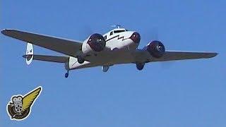 Pre-WW2 Covert Surveillance Spy Plane - Electra 12a Jnr