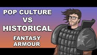 Pop Culture vs. Historical: Fantasy Armour - Let's Draw