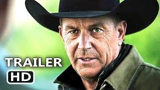 YELLOWSTONE Season 2 Official Trailer (2019) Kevin Costner, TV Series HD