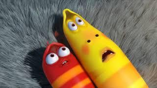 Larva Cartoon 2018 New Season   Larva Season 3 Episode 93   Stranded 2   Larva 2018 Full Movies