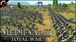 BATTLE OF KOSOVO! Epic Historical Cinematic Movie | Medieval 2: Total War Gameplay