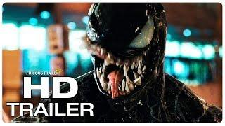 VENOM Trailer International (NEW 2018) Spider-man Spin-Off Superhero Movie HD