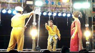 Odia Jatra Comedy | Bhikari Swain, Sasi | Sibani Gananatya | Rajani Sajani Rati Pahila | Screen News