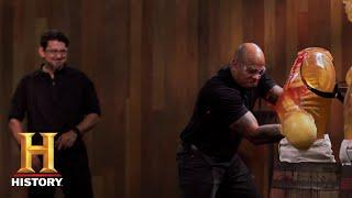 Forged in Fire: Deadly Sica Sword Tests (Season 5, Episode 3)   History
