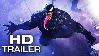 VENOM Celebrates His Victory Trailer NEW (2018) Tom Hardy Superhero Movie HD