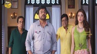 Telugu Recent Movie Kajal & Chiranjeevi Comedy Scene | Telugu Comedy Scene | Express Comedy Club